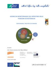 thumbnail of Azione D6 Monitoraggio del ripristino delle funzioni ecosistemiche_Rev09
